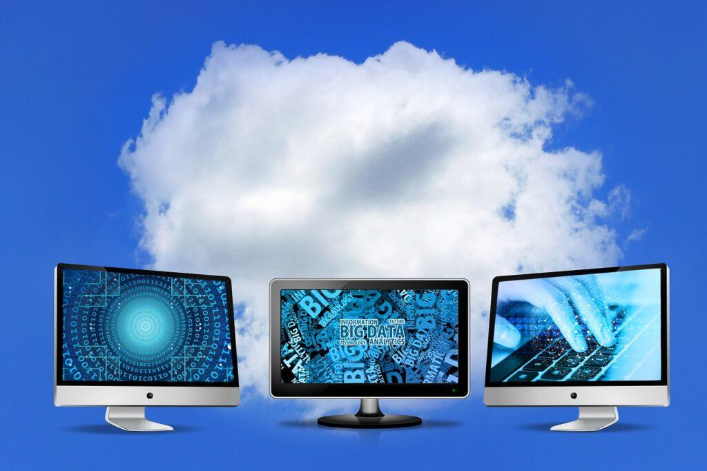 servidor cloud 1024x682 - Aplicaciones cloud de colaboración en equipo para aumentar la productividad