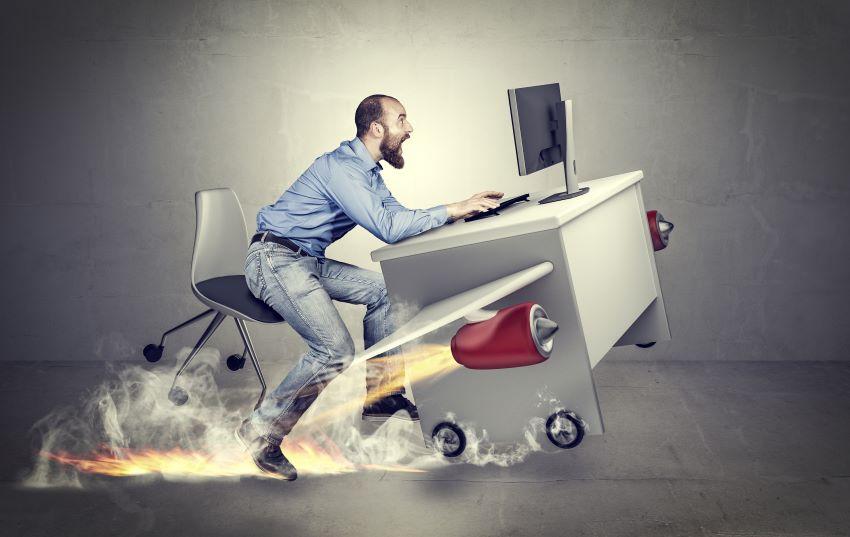 Velocidad 2 - Cómo mejorar la velocidad de tu sitio web